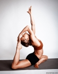 yoga photos of chelsey korus